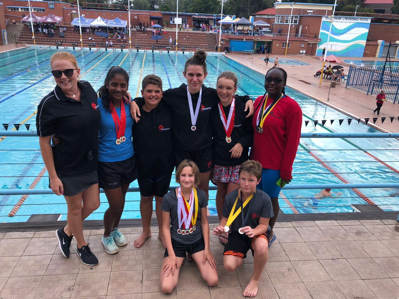 Welcome to Blenheim Swimming Club