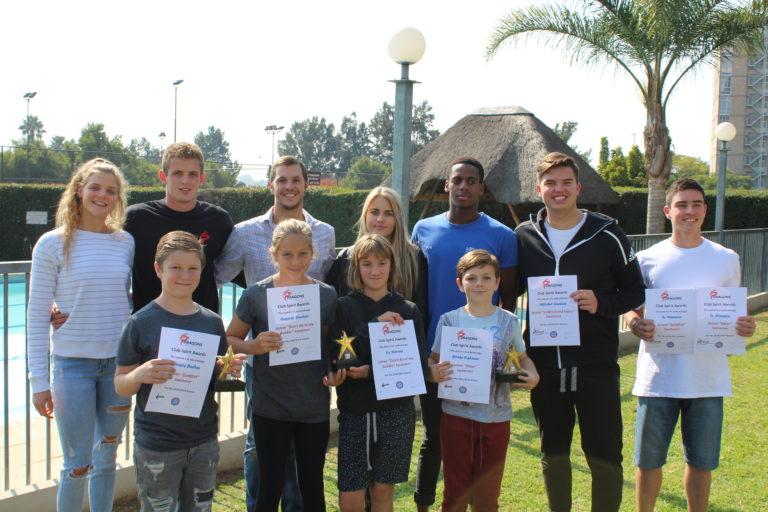 Great Squad Spirit - Dragons Swimming Club